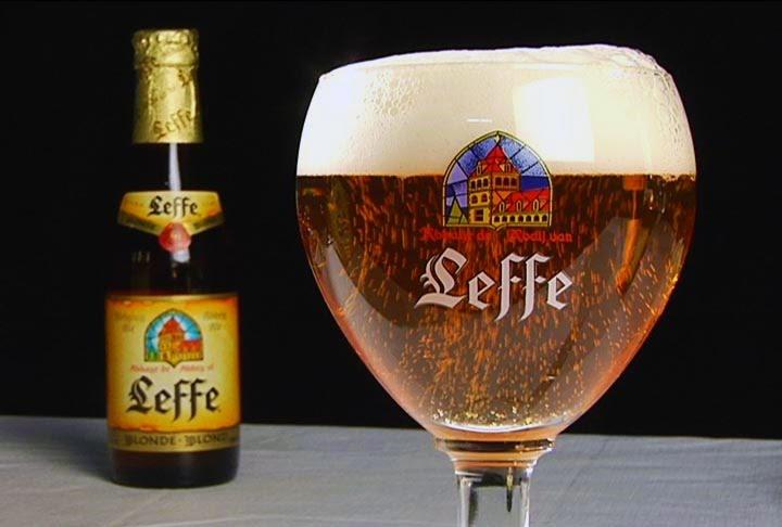 leffe blonde belgian pale ale
