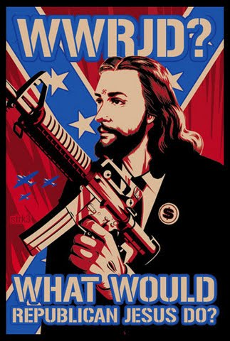 What Would Republican Jesus Do?