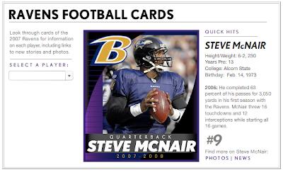 Ravens Cards