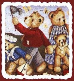 Teddyserviette