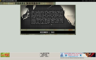 pearl harbour harbor memorial simulation interactive real photos videos
