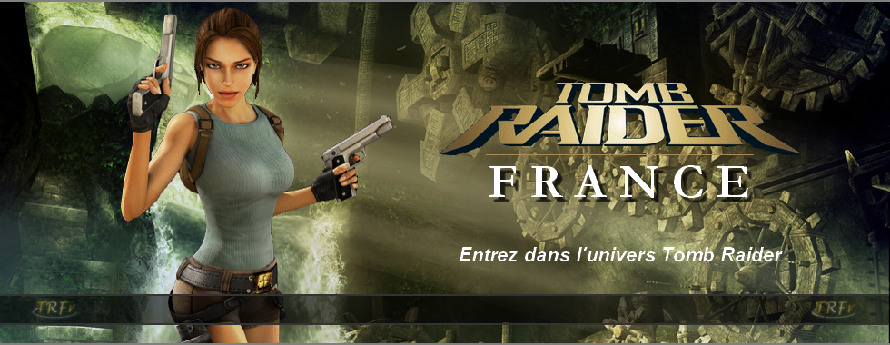 Tomb Raider France - Anniversary