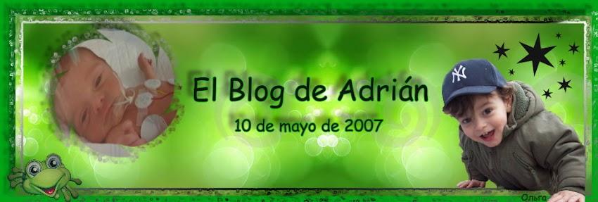 El blog de Adrián