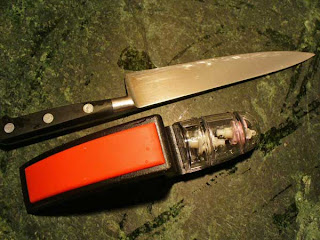 Sharp knife for Chinese cooking