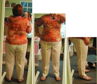 Stitches and Seams: Butterick 5053 Pants (With a Side of Snark)