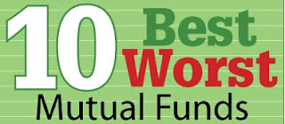 Best And Worst Mutual Funds Of The Decade