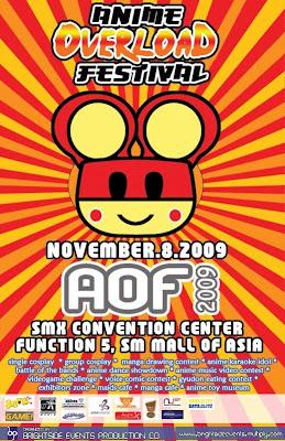 Anime Overload Festival