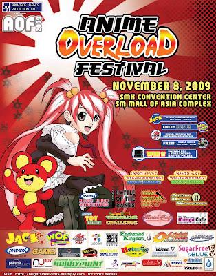Anime Overload Festival 2009