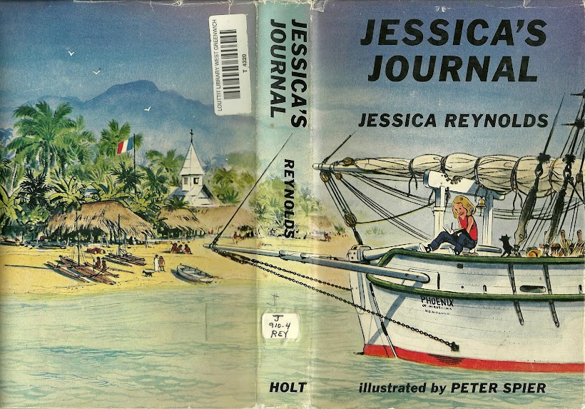 Jessica's Journal - Three Years Between the Masts