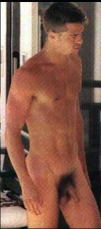 Brad Pitt Naked - Photos, Pictures! -