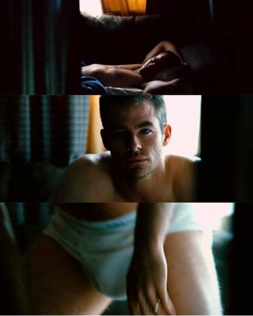 Pining For Chris Pine In Unstoppable. Posted by PCC at 12:28 AM