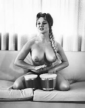 Wanna play with my bongos??