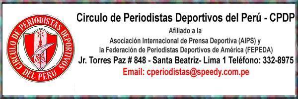 Circulo de Periodistas Deportivos del Perú
