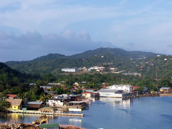Turismo de Honduras