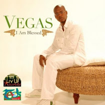 Mr Vegas I Am Blessed Mix Cd