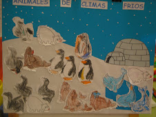 ANIMALES DE CLIMAS FRÍOS
