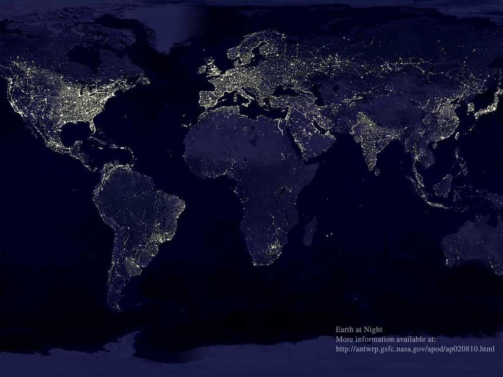 planet lights