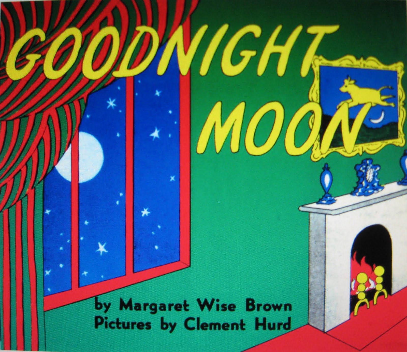 I witness to the moon alice margaret wise browns classic childrens book is the ultimate if unlikely source for the third song goodnight moon transformed by nashville hexwebz Choice Image