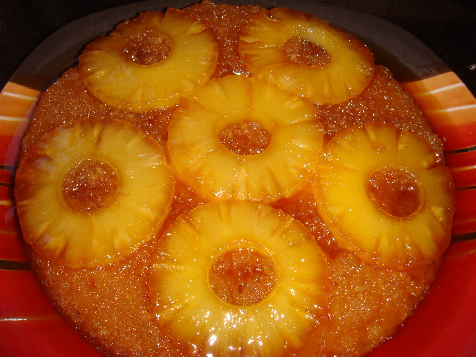 Keeping It Simple Easy Pineapple Upside Down Cake