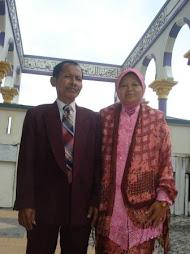 Bunda dan Ayahanda Tercinta