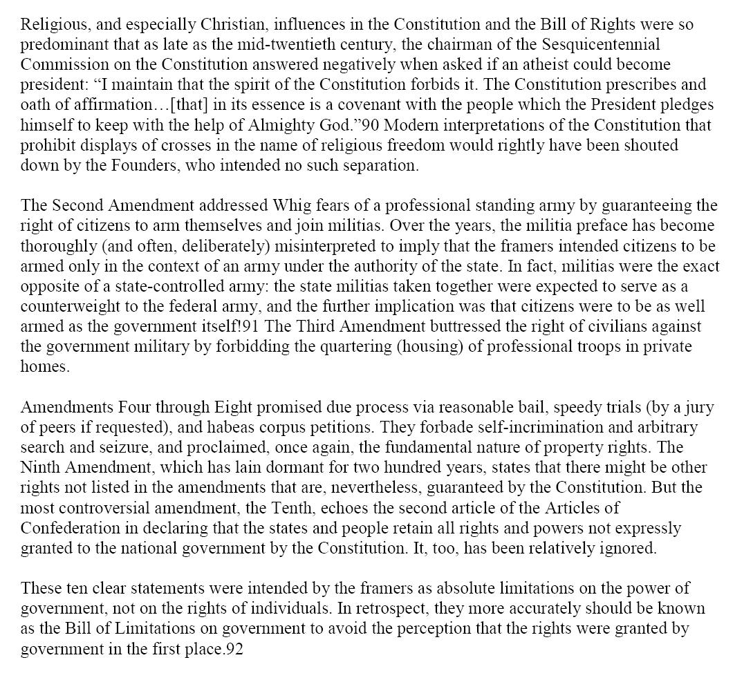 2nd amendment essay
