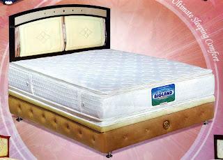 Harga Kasur Spring Bed Bigland