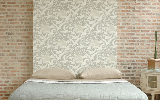Incredible Bedroom Wall Paper Idea 540 x 339 · 49 kB · jpeg