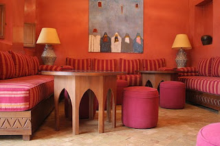Interior Design Ideas Living Room on Designs   Home Interior Design   Decor  Moroccan Interior Design Ideas