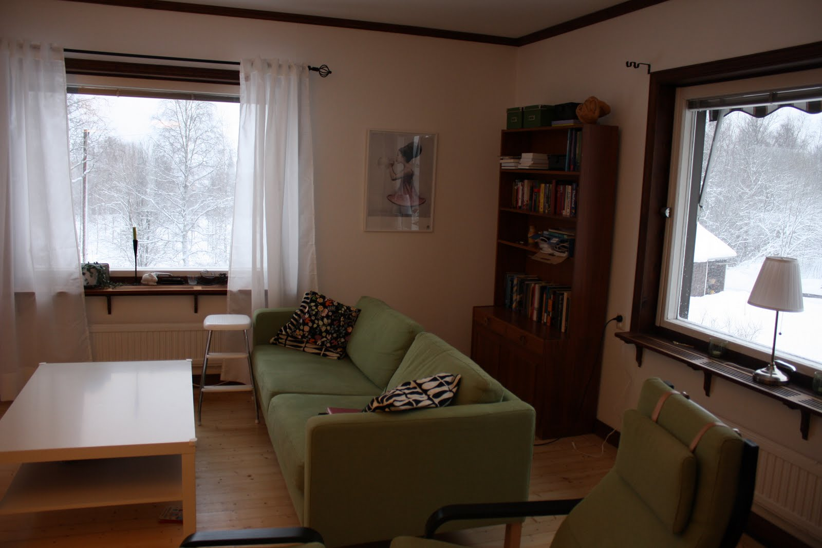 Lilla familjen goes norrland: december 2010