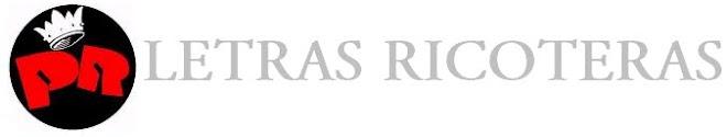 Letras Ricoteras