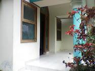 Villa pintu Masuk utama