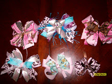 Large Grosgrain Bows
