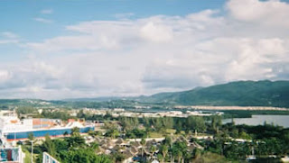 Montego Bay looking west