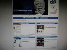 Blog Eduardo Galindo Producciones  Finalista del Premio Nacional de Periodismo Arturo Uslar Pietri