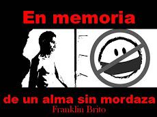 VÍDEO: Franklin Brito Mártir Sin Mordaza de la Dignidad y Honor