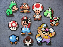 ¿QUIERES VER MIS PIXEL ART?