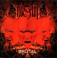 Capa do disco Brutal