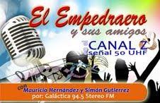 Escuche todos los domingos a las 9:00 am el programa El Empedraero y sus amigos ...Haga click aqui.