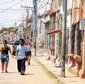 Calles de Santa Lucia