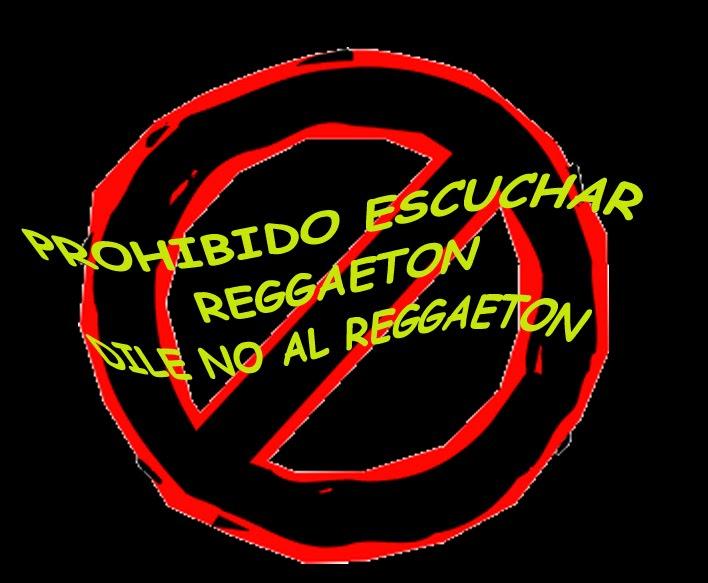 escuchar regaeeton: