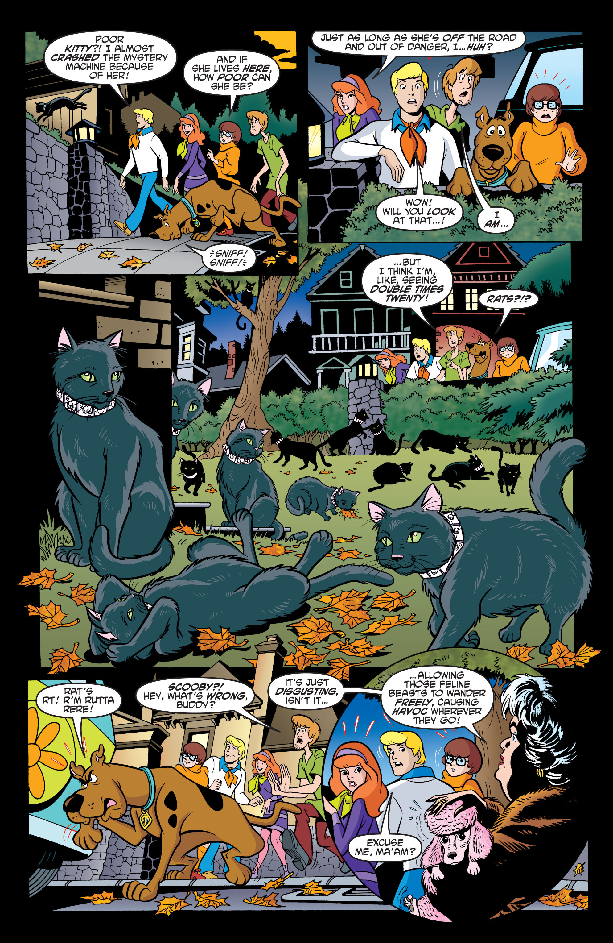 Read online Scooby-Doo: Where Are You? comic -  Issue #63 - 13