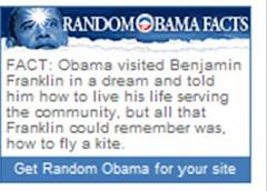 Random Obama Fact