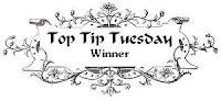 I'M A WINNER @ TOP TIP TUESDAY