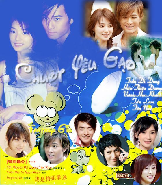 Poster phim Chuột Yêu Gạo