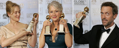 Love Them: Meryl, Helen, Hugh