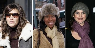 Gina Gershon, Regina King, Keri Russell