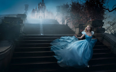 CLICK to see Cinderella up close and personal