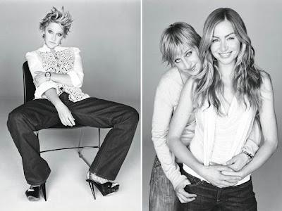 CLICK to enlarge the Ellen/Portia cuteness