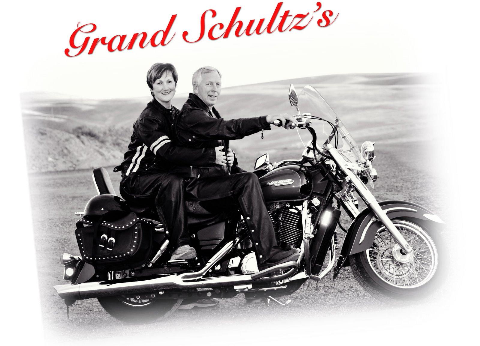 Grandpa and Grandma Schultz