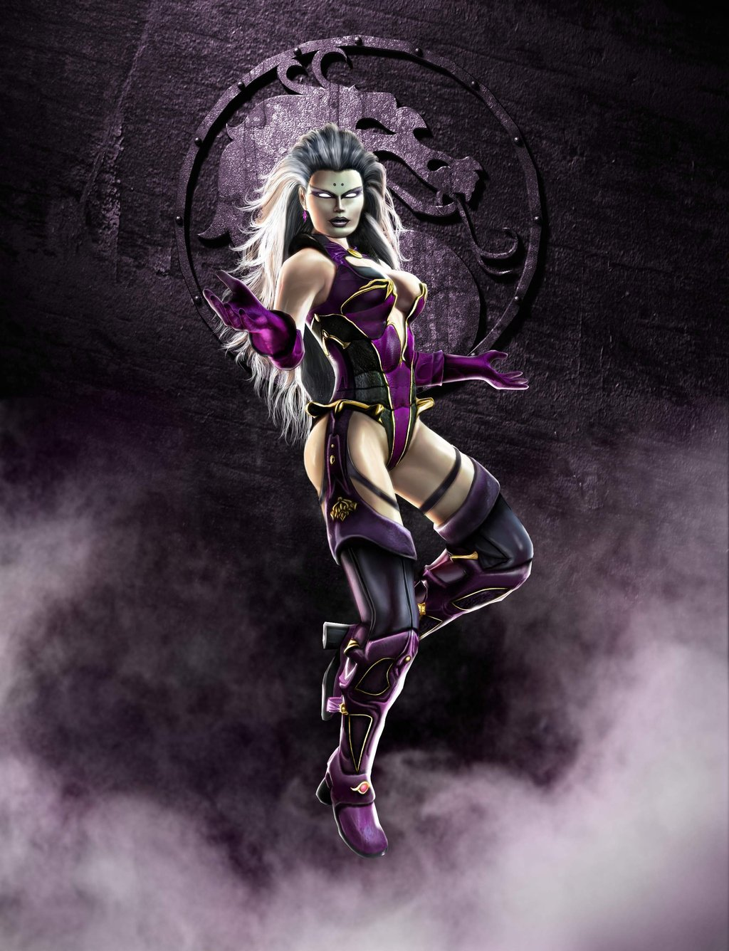 mileena in mortal kombat game wallpapers - Mileena Gallery The Mortal Kombat Wiki